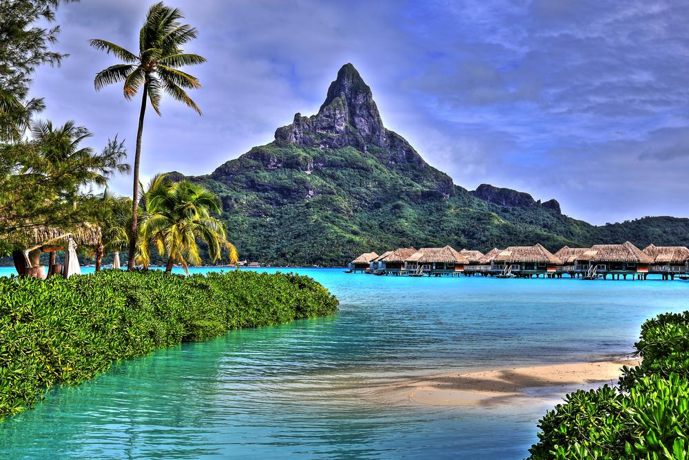 Bora Bora French Polynesia Croaziere