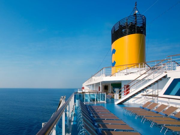 """#cruisingsoon """"Start traveling with your imagination, it's one of the most exciting things. We are waiting for you."""" Neil Palomba, Costa Cruises President."""