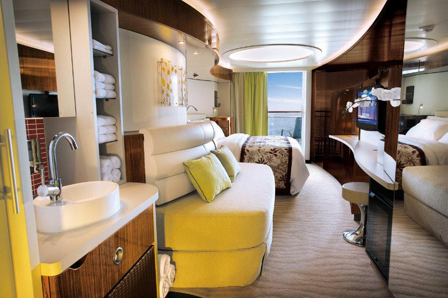 UNTOLD Odyssey Euphoria Class Cabin