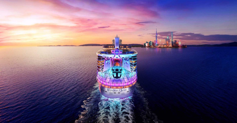 Wonder of the Seas - Royal Caribbean